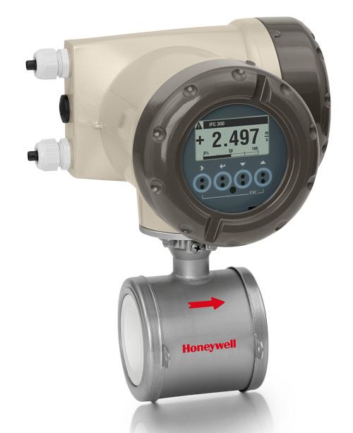 Honeywell electromagnetic versaflow magflow flowmeters