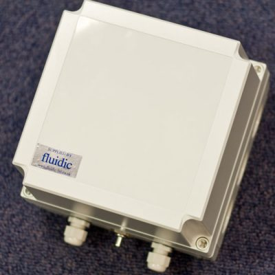 Vaisala PTB110 in IP65 Enclosure and 4-20mA output (display option also available)