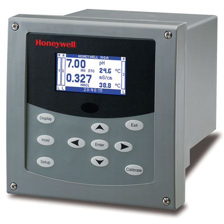 Honeywell Uda2182 Dual Input Ph Do Orp And Conductivity
