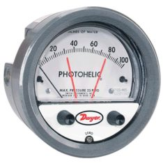 Dwyer 3000MR Photohelic switchgauge