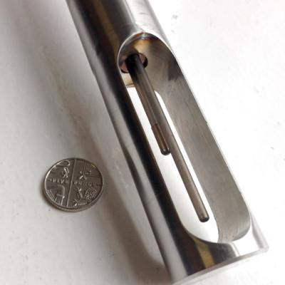 Kurz 454FTB thermal mass flowmeter sensor head