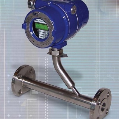 Kurz 504FTB Inline Thermal mass Flowmeter
