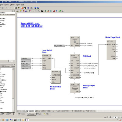 HC900 Designer Software