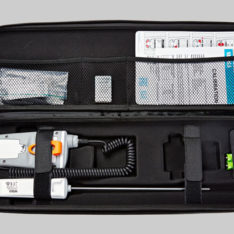 Vaisala HM42-in-case