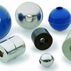 A selection of KSR Kuebler floats