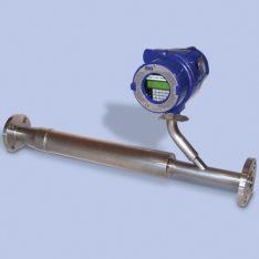 534FTB Inline Mass Flow Meter