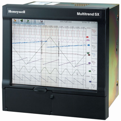 Honeywell MultiTrend SX 48 channel Paperless Recorder