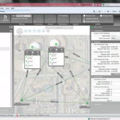 Honeywell ISA OneWireless Graphical Interface screenshot