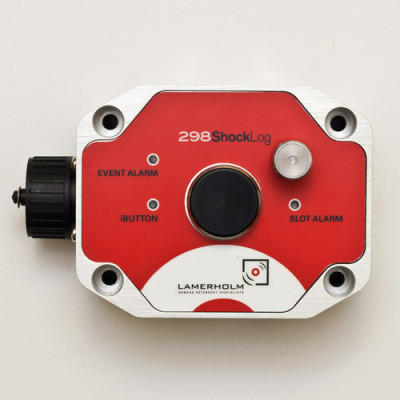 IMC Shocklog 298 Shock logging instrumentation