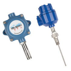 Thermocouple and RTD temperature sensor assemblies