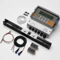 Micronics U3000 / U4000 Permanent/Fixed Clamp-on flowmeter Kit