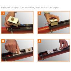 Micronics U3000 / U4000 sensor installation
