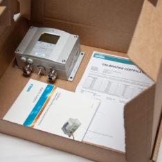 Vaisala PTB330 packaging