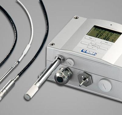 Vaisala PTU300 Combined Barometric Pressure, Relative Humidity and Temperature Transmitter (probe options)