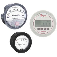 Dwyer Magnehelic Range of Pressure gauges