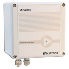 Micatrone MF-P Cleanroom Differential Pressure Transmitter