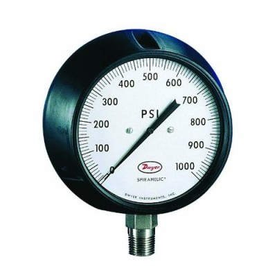 Dywer 7000B Spirahelic Direct Drive Pressure Gauge