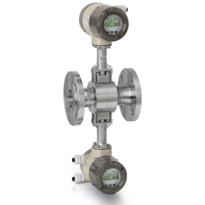 Honeywell Versaflow Vortex shedding flowmeter with redundancy
