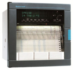 Honeywell DPR180 strip chart recorder