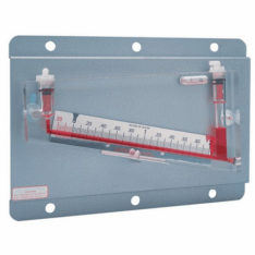Dwyer Durablock solid plastic stationary monometer