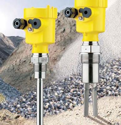 VEGAVIB-&-VEGAWAVE bulk solid and powder level measurement