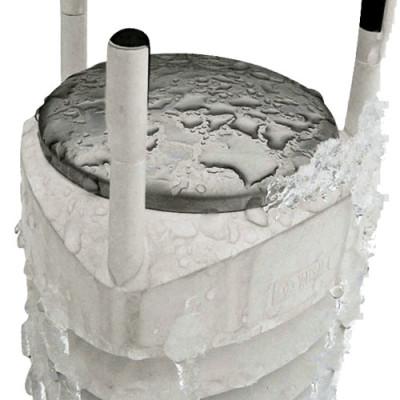 Vaisala WXT520 weather instrumentation with heating