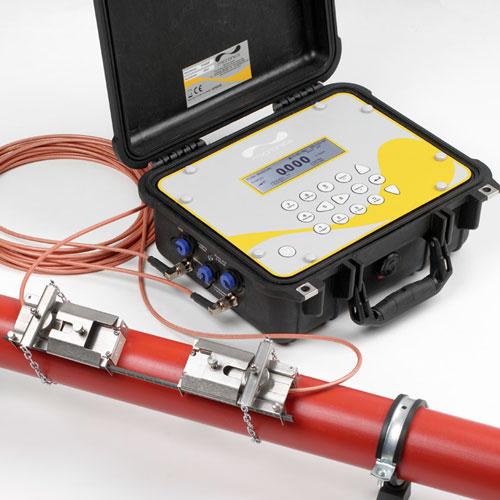 Micronics PF440IP Portable ultrasonic flowmeter