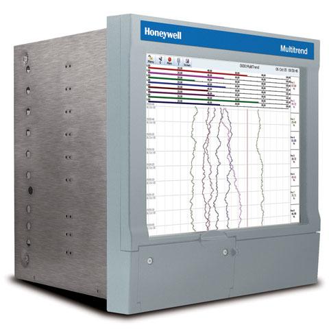 Honeywell Multitrend GR Paperless Recorder