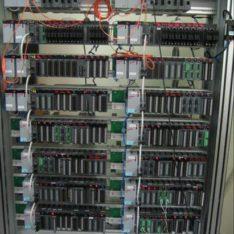Honeywell Masterlogic PLC ML200 Cabinet