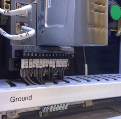 Honeywell RTU2020 Process Controller I/O points