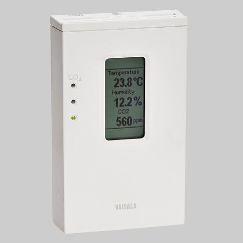 Vaisala GMW93RA CO2, Temperature and RH Sensor