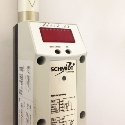 Schmidt SS30.30X configurable display