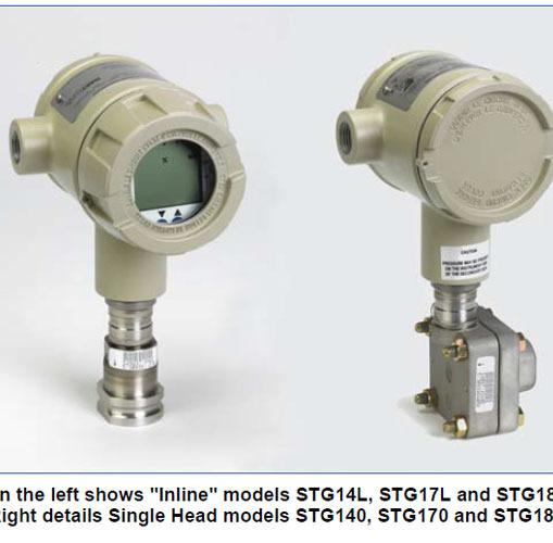 Honeywell STG100 & STG900 Versions