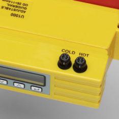 Micronics U1000HM Temperature Sensor Connections
