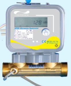 Micronics UF50 Heat Meter