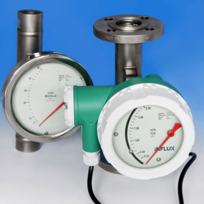 iMT-Flowmeter with Transmitter output option
