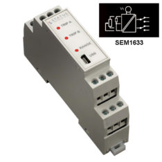 Status SEM1633 Trip Amplifier