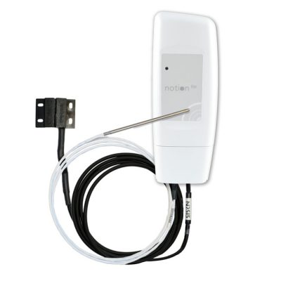 Notion Lite Remote Temperature probe option with door sensor