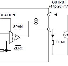 Current Loop Wiring Diagram on motor operated valve wiring diagram