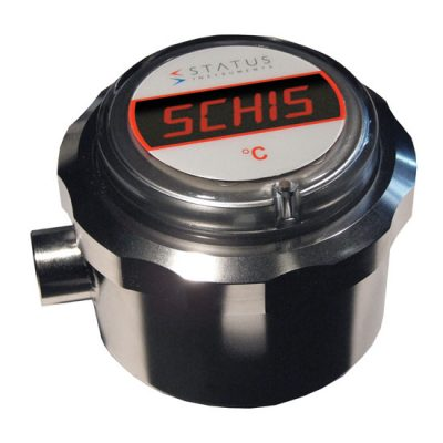 Status SCH15 stainless steel head with DM700 display