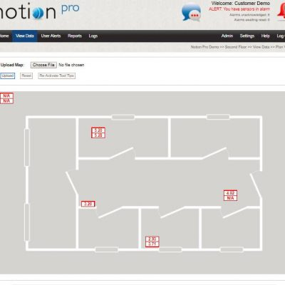 Notion Pro Example Plan View