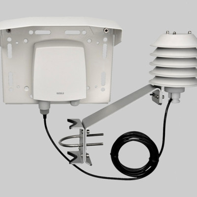 Vaisala HMT120 / HMT130 Outdoor install setup