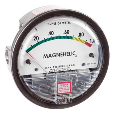 Magnehelic (zoned)