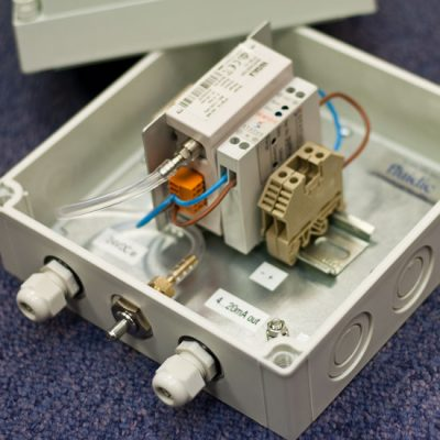 Vaisala PTB110 in IP65 Enclosure and 4-20mA output