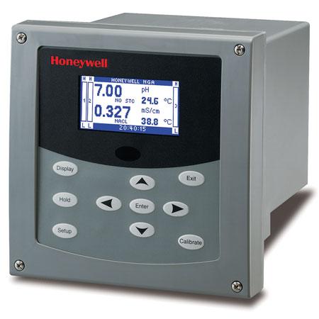 Honeywell Uda2182 Dual Input Analyser