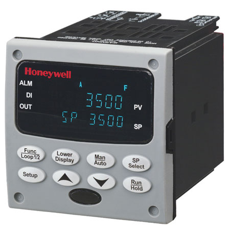 honeywell udc3500 universal digital controller rh fluidic ltd co uk Honeywell Chronotherm III Manual Instruction Honeywell Alarm User Manual