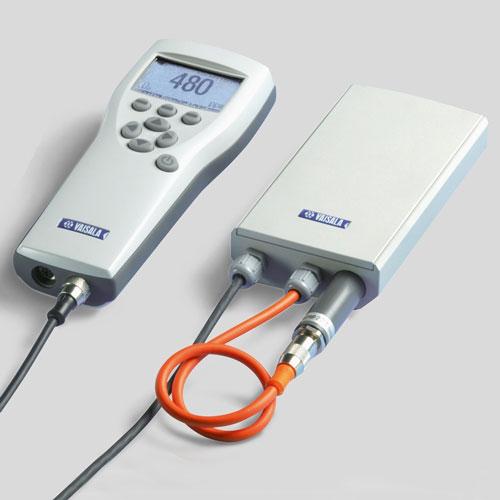 Vaisala GM70 Portable CO2 sensor (with pump)