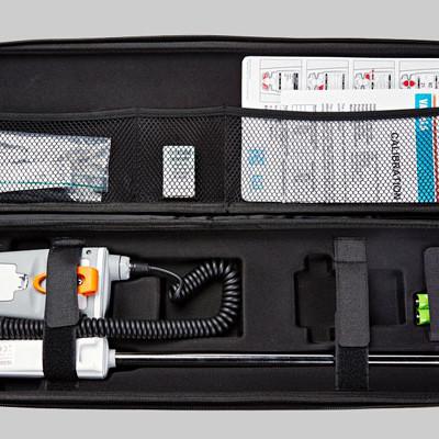 Vaisala HM46-in-case