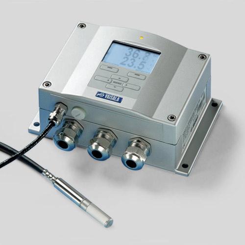 Vaisala HMT330 (HMT333 model shown) RH&T transmitter