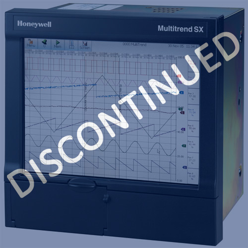 Honeywell MultiTrend SX Recorder